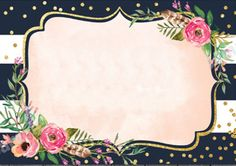 This Pin was discovered by Kha Flower Backgrounds, Wallpaper Backgrounds, Iphone Wallpaper, Scrapbooking, Borders And Frames, Foto Art, Cute Wallpapers, Birthday Invitations, Decoupage