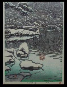 1965 - Kasamatsu, Shiro - Sanshiro Pond