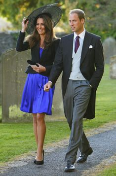 The morning suit on the Prince