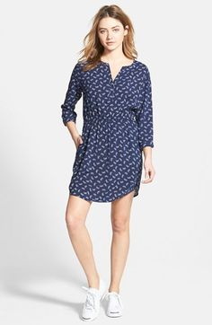 Ace Delivery Print Shirtdress available at #Nordstrom