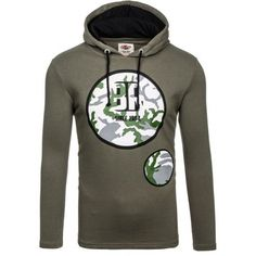 19.15$  Buy now - http://dihxp.justgood.pw/go.php?t=199425406 - Sportive Graphic Printed Pullover Hoodie 19.15$