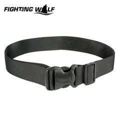 Adjustable Molle System Nylon Waterproof Waist Bag Strap Shoulder Straps Sling Belt Waistband for Outdoor Tactical Military