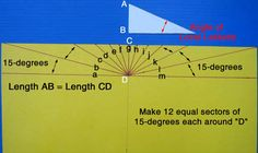 """sundial... this website has hundreds of diy learning """"toys"""" awesome reference for teachers"""