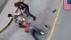 Handcuffed man executed by El Paso cop: Daniel Saenz shooting video rele...