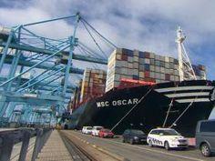 Containerschepen zullen voorlopig niet heel veel groter worden. Volgens scheepvaartdeskundige Cees de Keijzer passen de kolossen anders simpelweg niet meer onder de kranen in Rotterdam en andere wereldhavens.