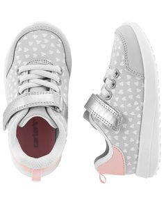 Toddler Girl - Carter's Heart Athletic Sneakers - $34.00