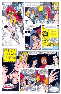 Dick Grayson finds out Jason Todd died. - Part 2