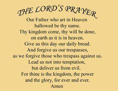 Silent Prayer, Faith Prayer, Lord's Prayer, Thy Kingdom Come, Our Father In Heaven, Inspirational Prayers, Bible Prayers, Catholic Prayers, Morning Prayers
