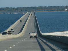 BRIDGE TO ROANOKE ISLAND