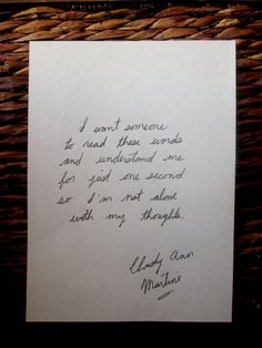 Handwritten Poem Poetry Writing Writer Quotes by ChristyAnnMartine Essay Writing Help, Writing Poetry, Writing Skills, Writing A Book, Writing Prompts, Alone With My Thoughts, Deep Thoughts, Critical Essay, Writing A Business Plan