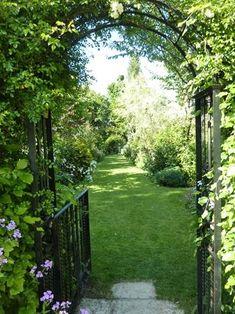 Les jardins d 'Angélique …Normandy