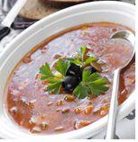 Ann Louise Gittleman's Fat Flush soup recipe as seen in the Jan 23, 2012 First For Women Magazine