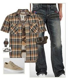School Outfits for Teen Boys - Bing images Plaid Outfits, Preppy Outfits, Outfits For Teens, Boy Outfits, Cute Outfits, Fall Outfits, Middle School Outfits, Summer School Outfits, Teenage Boy Fashion