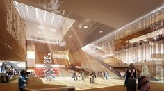 National Library of Israel Competition Entry   ODA