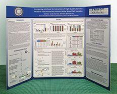 scientific poster board yerat