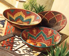 Crow's Nest - trading company; Big Bold Baskets~give me a million dollars and I would spend it all at Crow's Nest!
