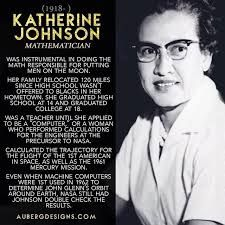 Image result for katherine johnson nasa
