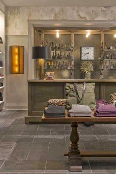 Inspiring Design: Club Monaco Flagship Store