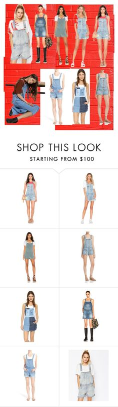 """""""overall: Option to the HOLIDAYS 001"""" by gustavo-adolfo-coto on Polyvore featuring moda, Lovers + Friends, Monrow, Tularosa, SJYP, Yves Saint Laurent, Madewell y Cheap Monday"""
