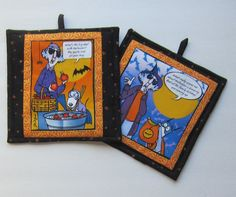 Maxine's What's the big deal with Halloween  My by QuiltingGranny