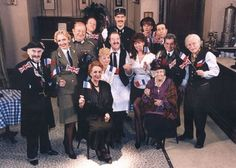 'Allo 'Allo! Vintage Humor, Retro Vintage, British Comedy Series, Midsomer Murders, Childhood Tv Shows, Musical Film, Classic Comedies, Back In My Day, How I Met Your Mother