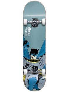 Almost Youness Batman Dark Knight Returns 7.0 Resin Complete Skateboard