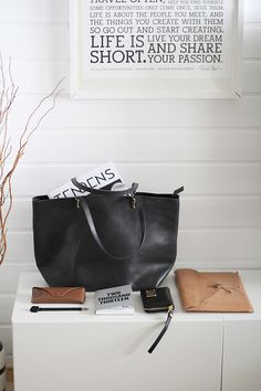 the perfect handbag //