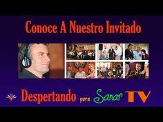 GABRIEL AVRUJ Lider Espiritual Invitado A Nuestro Canal En Vivo http://despertandoparasanartv.com/registro/