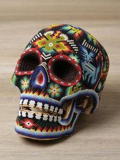 Beads Skull