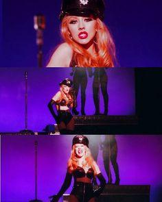 "Ali Rose ""Tough Lover"" performance - ""Burlesque"" (2010)"