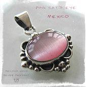Hopeariipus Vaaleanpunainen Kissansilmä Meksiko | flearoom