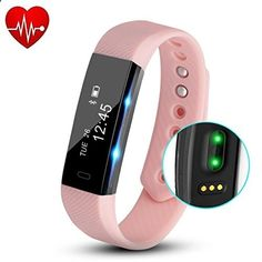 Activity Bracelets Fitness - Activity Bracelets Fitness - Heart Rate Monitor Smart Bracelet ID2 Sleep Monitor Sedentary Call/SMS Reminder Bluetooth Sweatproof Sports Bracelet Pedometer Calorie Fitness Tracker Sports Wireless Wristband for Android IOS Phone Function: Wake-up gesture The screen will light when you turn over your wrist. Remote Camera You can take photos through the bracelet via re - The benefits of wearing these smart bracelets are not only in your comfort, but also in th...
