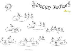 Happy Easter -  Ducks