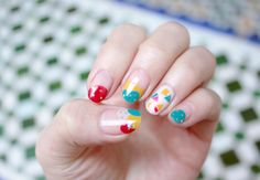 30 Kawaii Japanese Nail Art Collection - Be Modish - Be Modish