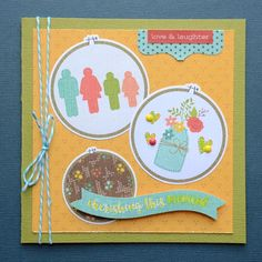 Card by design team member Vicki Boutin