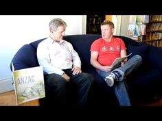 Watch Phil talk about 'Anzac Biscuits' | Phil Cummings