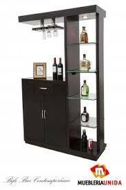 Risultati immagini per modelos de bares para sala - Modern Corner Bar Cabinet, Home Bar Cabinet, Home Bar Rooms, Home Bar Decor, Mini Bar At Home, Bars For Home, Small Bar Table, Bar Sala, Bar Counter Design