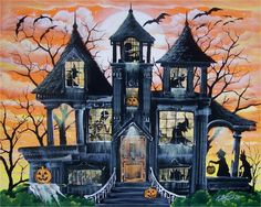 Witch Haunted House