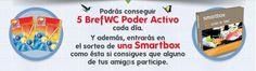Regalan cada día 5 Bref WC Poder Activo gratis. ¡Participa y consigue el tuyo!  + Info: http://www.baratuni.es/2014/03/muestras-gratis-bref-wc-poder-activo.html  #muestrasgratis #brefwc #baratuni
