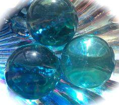 Aqua Obsidian Sphere, Chakra, Reiki, Cryatal Grid, Divination, Scrying, Pagan Altar, Sacred Space!