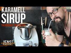 Karamellsirup aus dem TM5 – Mit Video