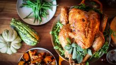 Thanksgiving Feast at Goldfinch Tavern