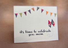 mother's day cards. free printables.