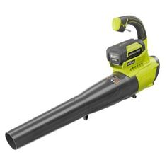 Ryobi 155 mph 300 CFM 40-Volt Lithium-ion Cordless Jet Fan Blower-RY40411 at The Home Depot