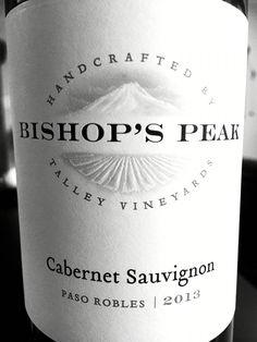 Bishop's Peak - A great Cabernet for under $20!