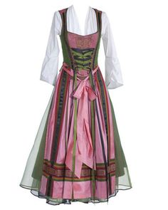 This is my kind of dirndl........100 years ago I'd be skipping along the German countryside with my streudel and schnitzel:)