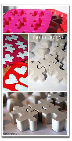 Puzzle de cemento!