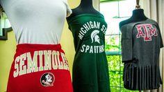 DIY Fashionable Sports T-Shirts!