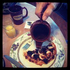 Yum! Belgian Waffles
