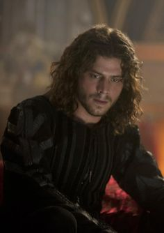 François Arnaud as Cesare in The Borgias Season 3--couldn't resist! more of this please....